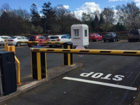 Automatic Car Park Barrier UK Suppliers