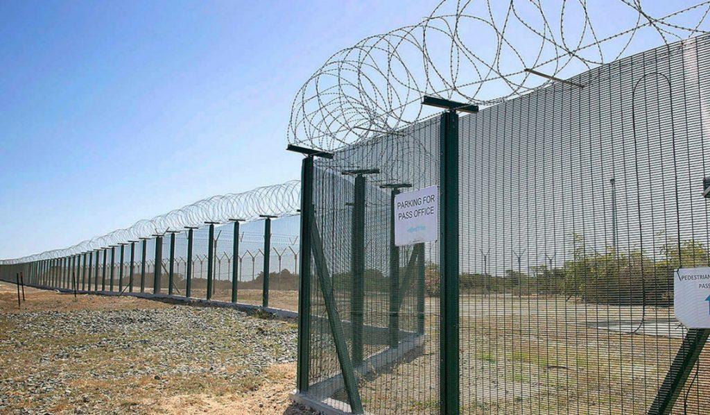 Security Fencing | Steel Palisade Fencing | Welded Mesh