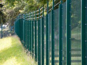 Security Fencing manufacturer