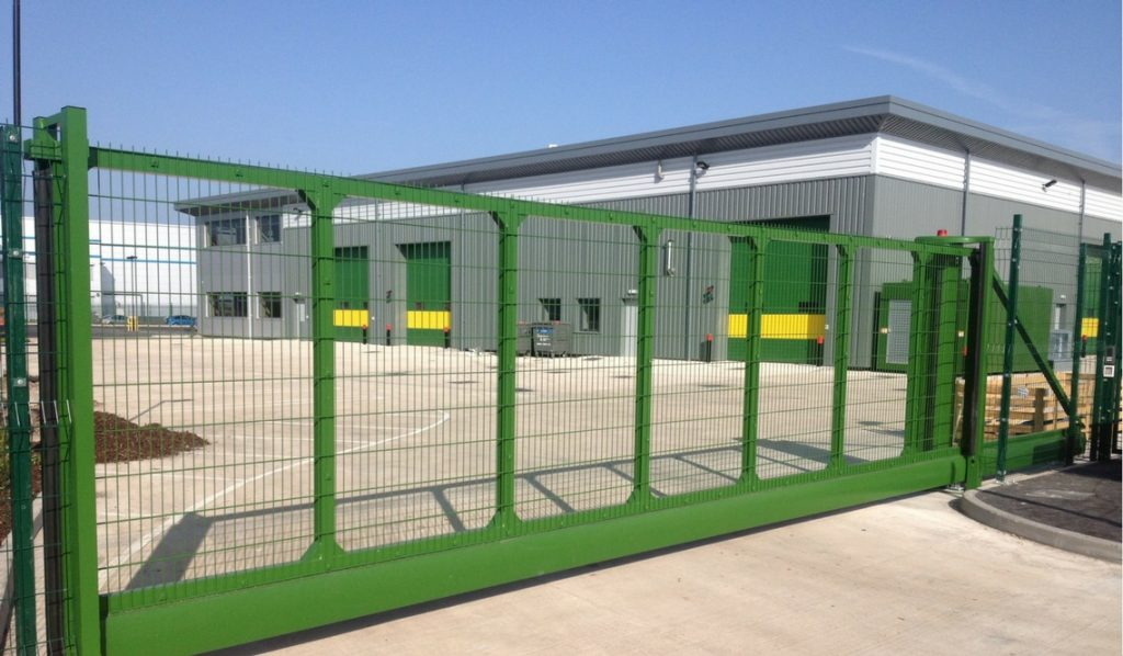 UK Security Gate Supplier