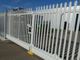 Security Gates for Commercial Buildings