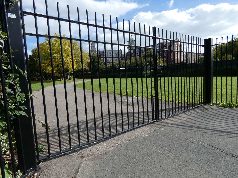 Public Area Gates and Railings