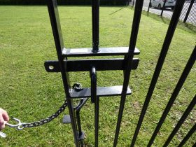 Security Railing Manufacturer UK