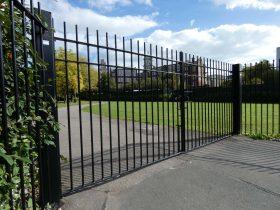 Security Railings Supplier UK
