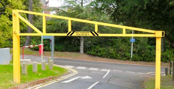Defender vehicle barriers